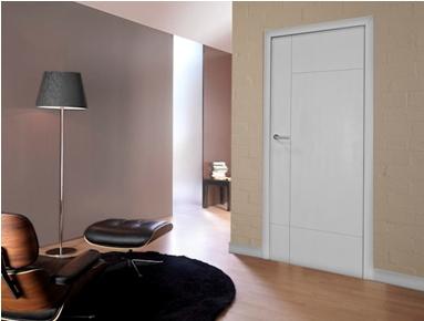 Internal Bespoke Painted Door