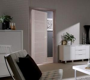 Light Grey Vancouver Internal Door