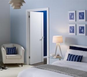 Sierra Blanco White Internal Door