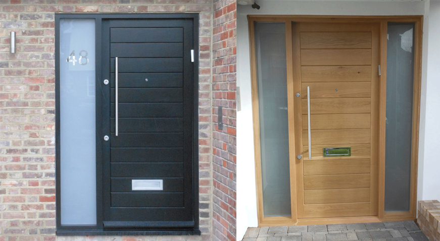 Guide To Finishing External Wooden Doors