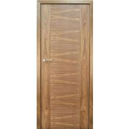 Valetta Bespoke Internal Door in Walnut