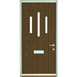 Suburbia Bespoke External Door