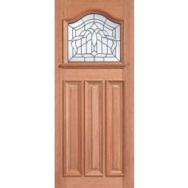 Estate Crown Hardwood External Door