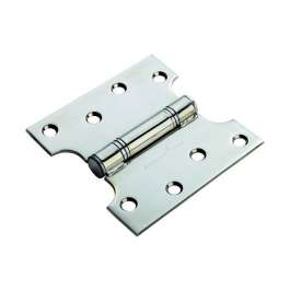 EnduroMax grade 13 parliament hinges 3x102x102.5x50mm in Bright Stainless Steel