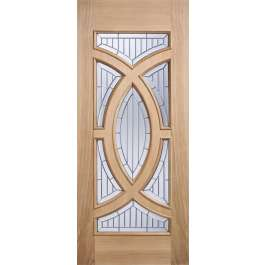 Majestic Oak External Door