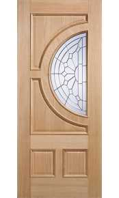 Empress Oak External Door