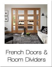 Internal French Doors and Room Dividers