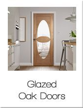 Internal Oak Glazed Doors