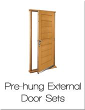 Pre-hung External Door Sets